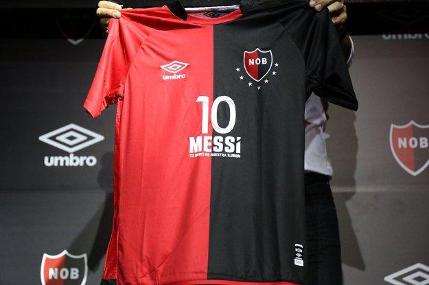 Camiseta Newells 2018