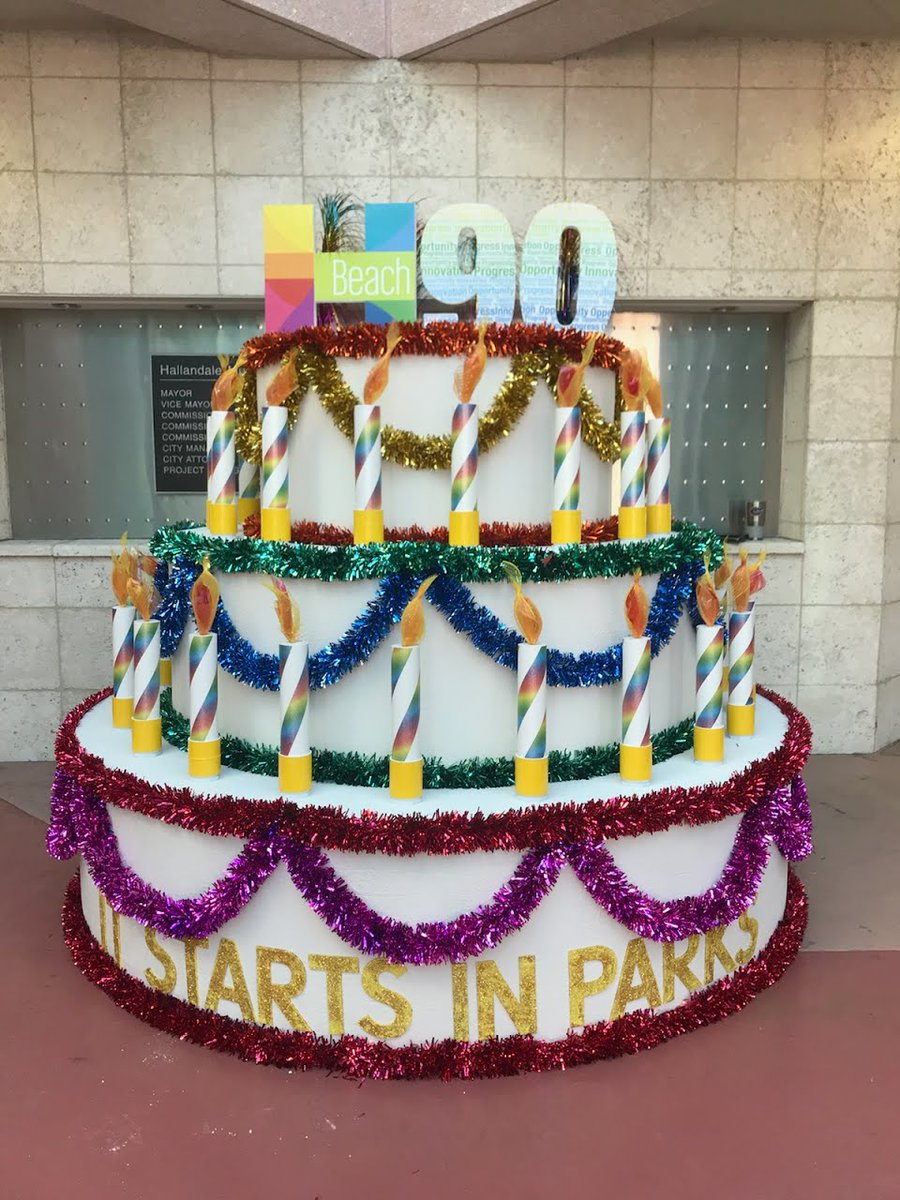 Parks Recreation Open Spaces Hallandale Beach On Twitter If You Missed The Hallandale Beach Parks Recreation Department S Mlk Jr Day Parade Float Stop By City Hall To See The