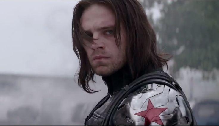 Sebastian Stan as Bucky Barnes/Winter Soldier