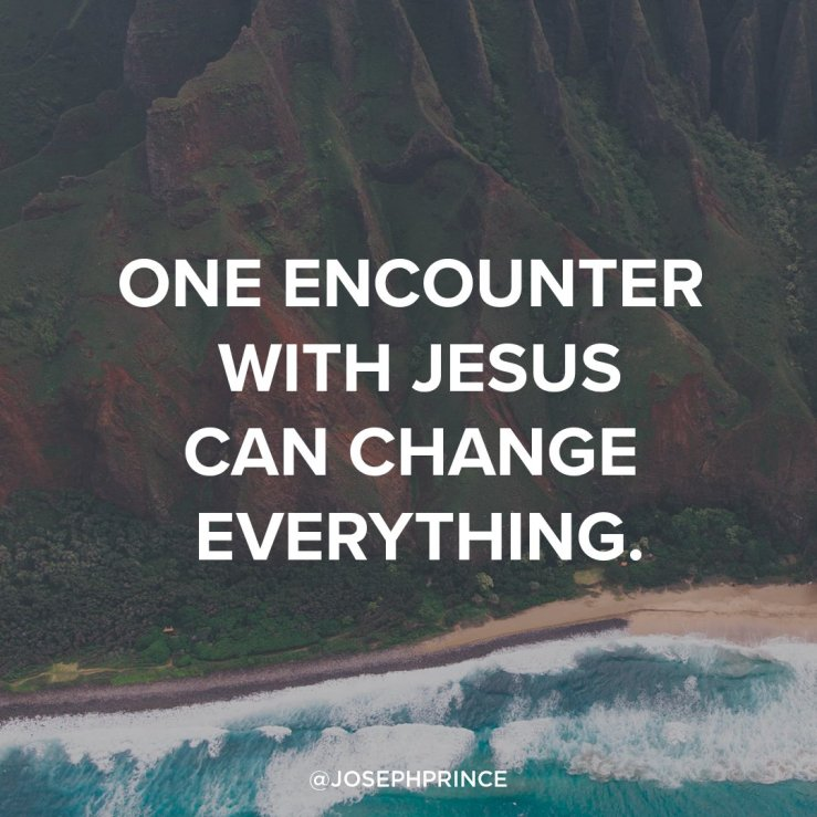 """Joseph Prince on Twitter: """"Everyone who encounters Jesus never leaves the  same. He can free you from the guilt of your past and the labels that have  been put on you—just one"""