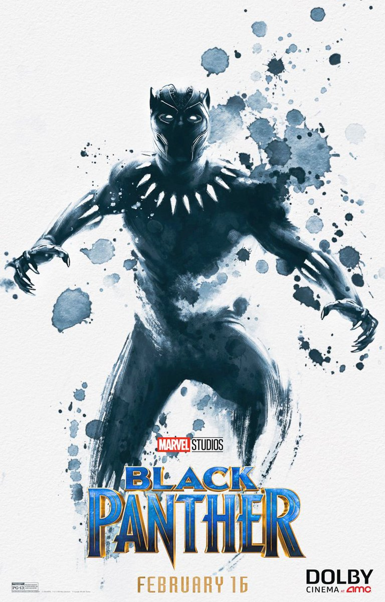 New Black Panther TV Spot & Poster Revealed