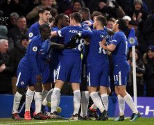 Video: Chelsea vs West Bromwich Albion