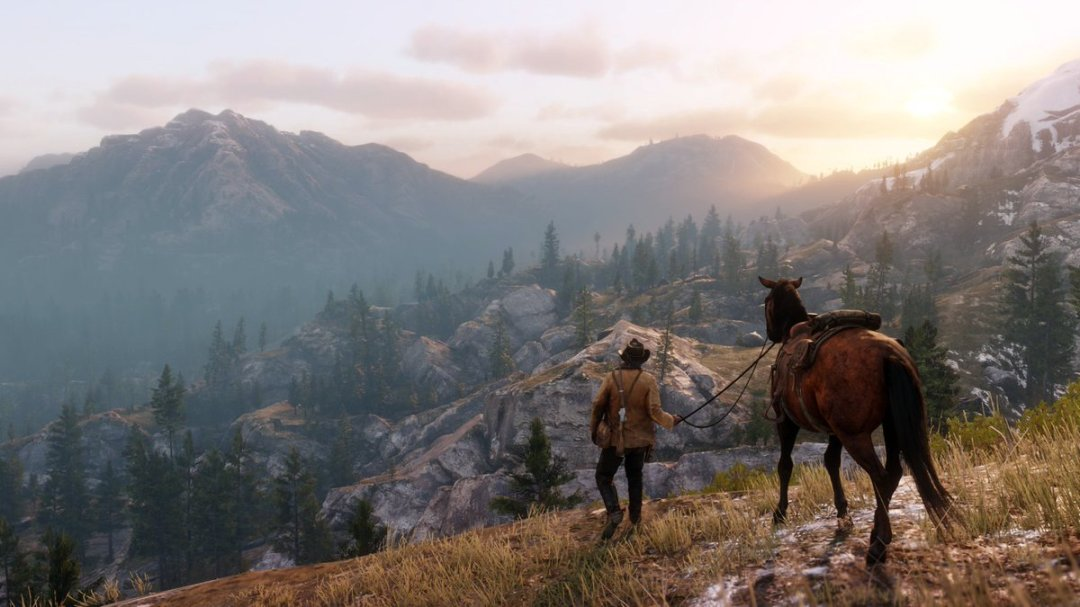 Red Dead Redemption 2 Delayed