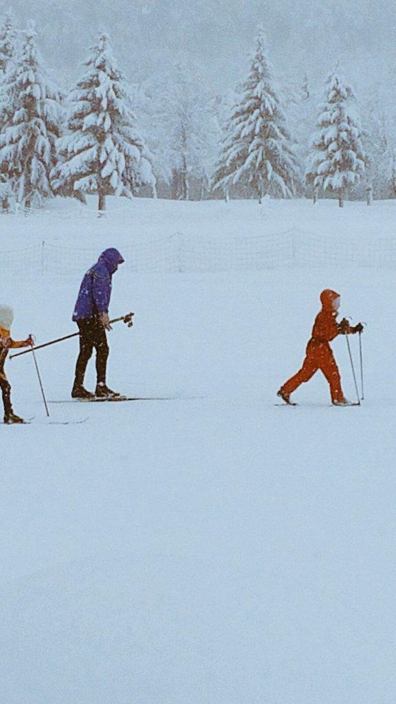 test ツイッターメディア - イタリアのママ友からskiオリンピック選手が集まる町で年中から必修でskiがある高梨沙羅さんや葛西 紀明さんもぶらぶら歩いてると言うw今年も素晴らしい指導を受けてるのね♪ https://t.co/eN3VF5S1eF