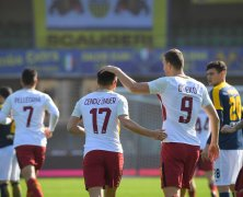 Video: Hellas Verona vs AS Roma
