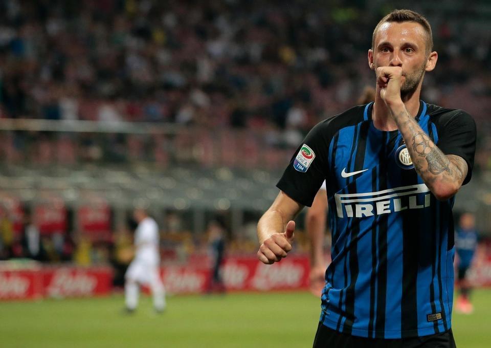 Marcelo Brozovic. Inter de Milán 1