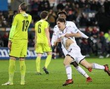 Video: Swansea City vs Notts County
