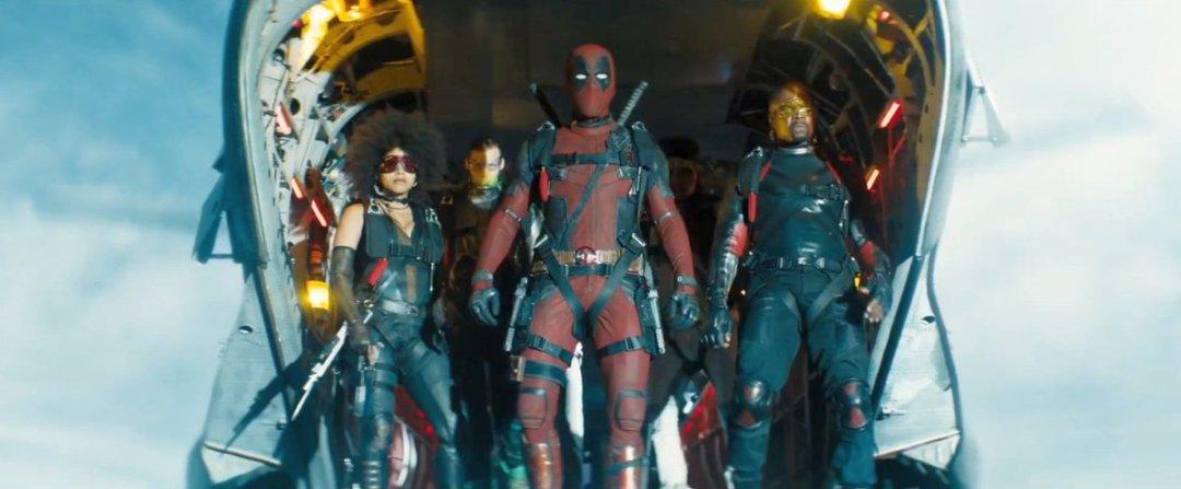 New Deadpool 2 Teaser