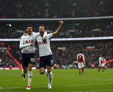 Video: Tottenham Hotspur vs Arsenal