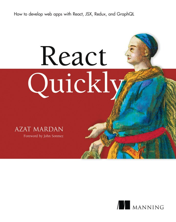 Deal of the Day Feb 11: React Quickly! Use code dotd021118tw at  @azat_co #react #reactjs