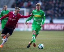 Video: Hannover 96 vs Borussia M gladbach