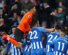 Video: Brighton & Hove Albion vs Swansea City