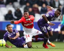 Video: Toulouse vs Monaco