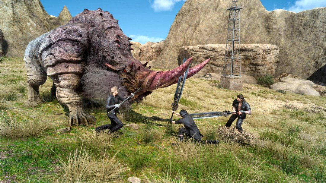 Final Fantasy XV Windows Edition Pre-Order Bonus Revealed; Demo Out Next Week 5