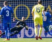 Video: Villarreal vs Getafe