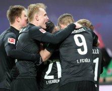 Video: RB Leipzig vs Cologne