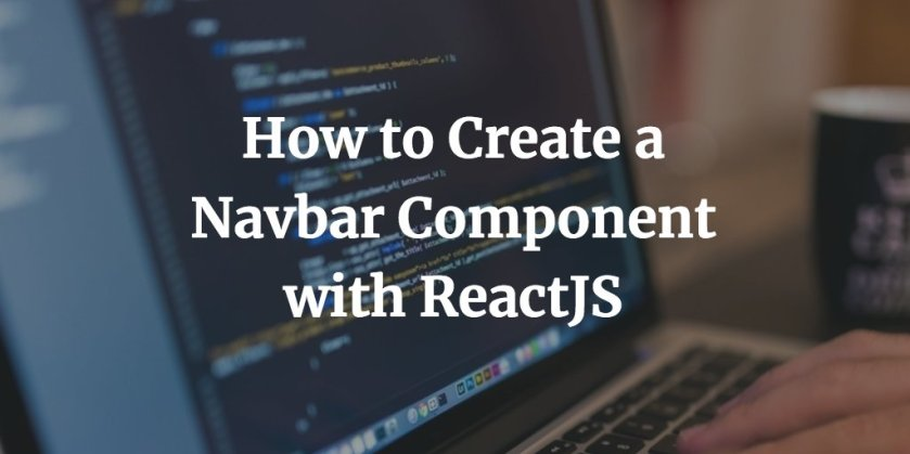 A simple, responsive #Navbar using #ReactJS:  @CodePen #coding