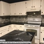 Leggari Products On Twitter These Black Countertops Turned Out Amazing Nice Work We Love Our Leggari Customers Epoxycountertops Blackcounters Whitehighlights Https T Co Opws8e9t3h
