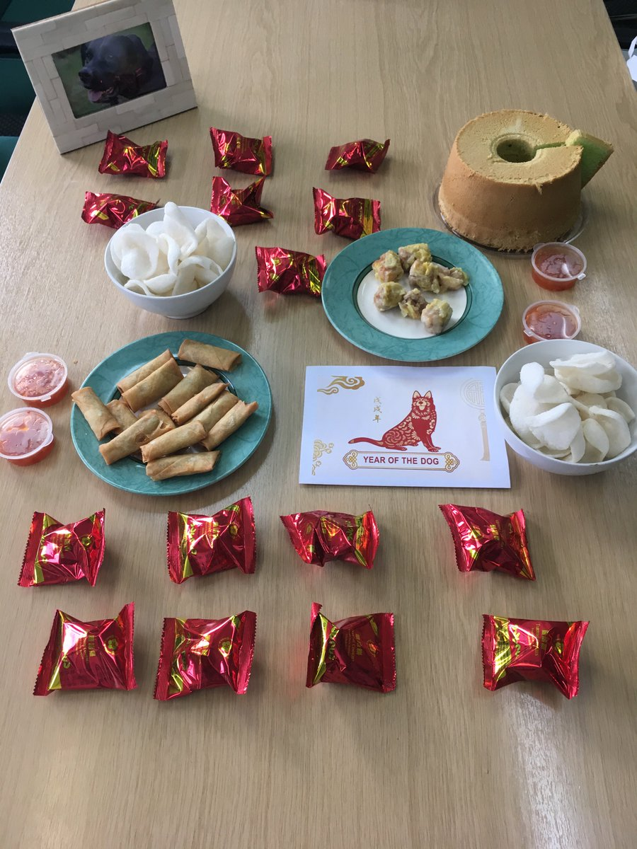 test Twitter Media - 新年快乐 //新年快樂 Happy Chinese New Year for those celebrating! We are starting the Year of the Dog with some nice food/snacks. #Yearofthedog https://t.co/Ehn5Mof4RM