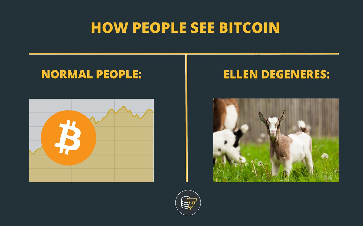 Ellen - ví dụ kỳ lạ về Bitcoin