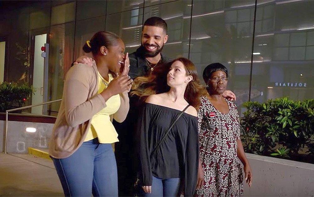 Drake God's Plan Video