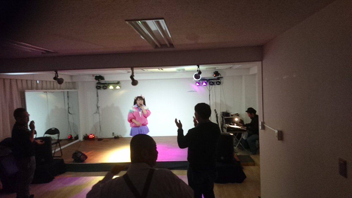 test ツイッターメディア - madrigalアイドル祭Vol.1始まりました。 トップバッターは、東京から元Pottyaメンバーの橋本一愛さん。 https://t.co/Q5AtbCBUht