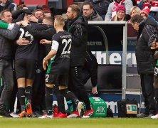 Video: Cologne vs Hannover 96