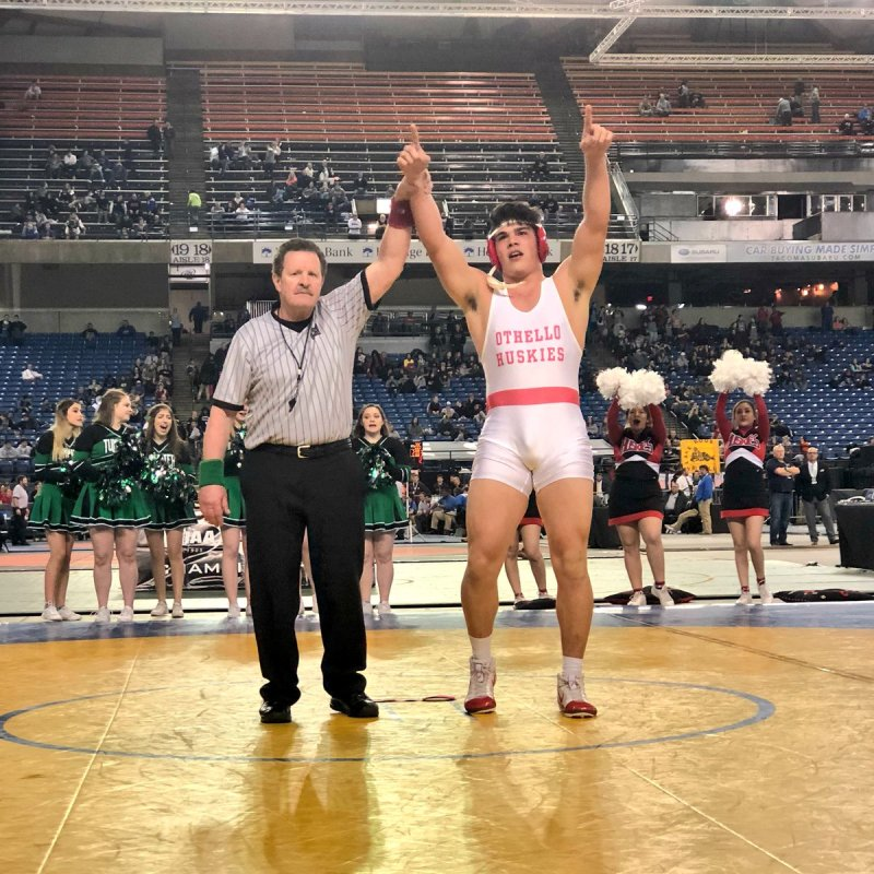 Image result for Isaiah Perez wrestling