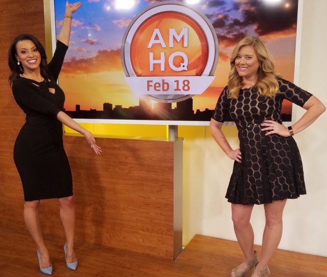 Liana Brackett On Twitter Im Baaaacccckkkk Wake Up With Us For Amhq Weekend This Morning Kellycass Its A Full Day With Winter Storms Noah Now