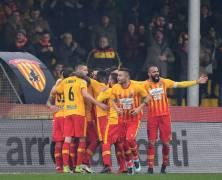 Video: Benevento vs Crotone