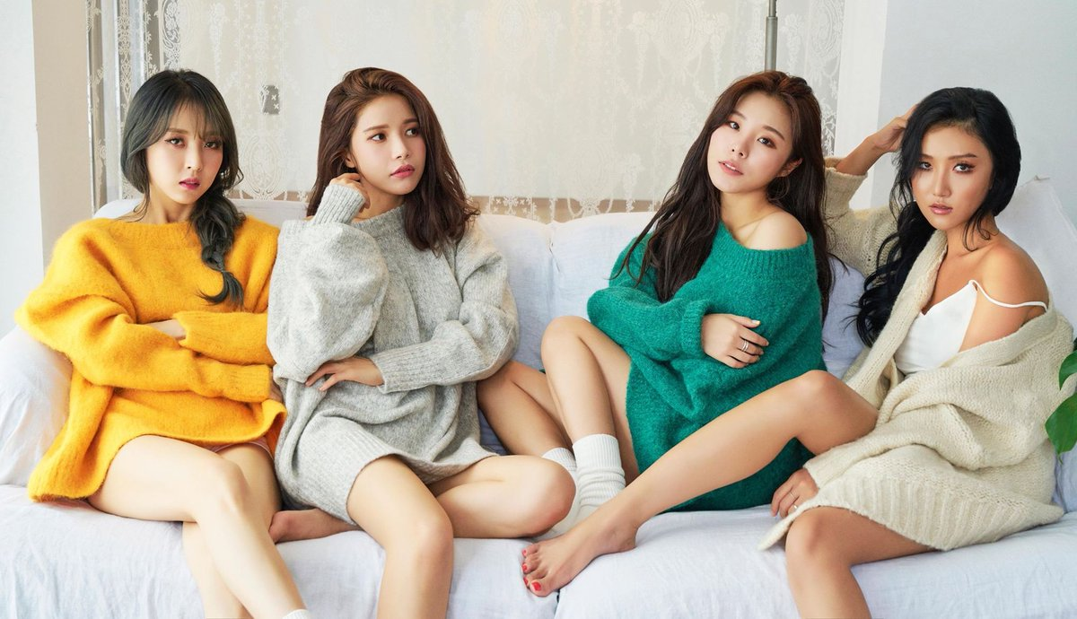 Image result for mamamoo site:twitter.com