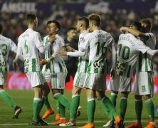 Video: Levante vs Real Betis