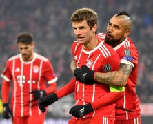 Video: Bayern Munich vs Besiktas