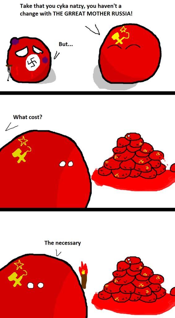 Remembrance Day Polandball