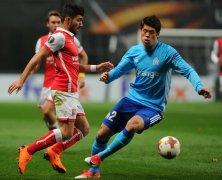 Video: Sporting Braga vs Olympique Marseille