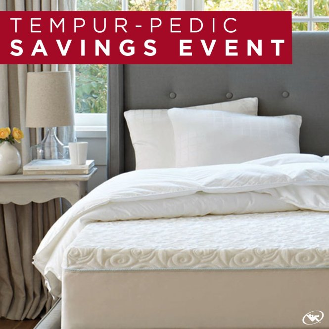 Save On Select Tempurpedic Mattress Sets And Adjule Bases Get 300 Instant Credit Take Home Now Pay Later