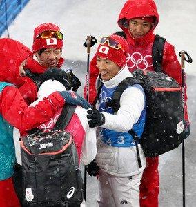 test ツイッターメディア - 渡部暁斗、肋骨骨折したまま五輪出場 2日のW杯で転倒 平昌冬季五輪のノルディックスキー複合日本代表で、2大会連続となる個人ノーマルヒルの銀メダルを獲得した渡部暁斗(29)が、左の肋骨を骨折した状態で五輪に出場していたことが分かった。全日本スキー連盟が明かした。 https://t.co/ZbirRSiVUB https://t.co/MdtpEh4CFh