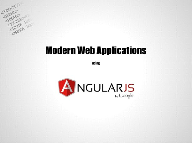 How #AngularJS shape your #website/app, look at our exclusive showcase