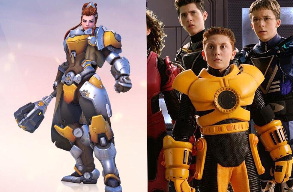 When Brigitte Sees Tracer S Ass Overwatch Know Your Meme
