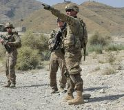 US Rules Out Troops Pullout From Afghanistan and Direct Talks With Taliban