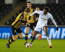 Video: Swansea City vs Sheffield Wednesday