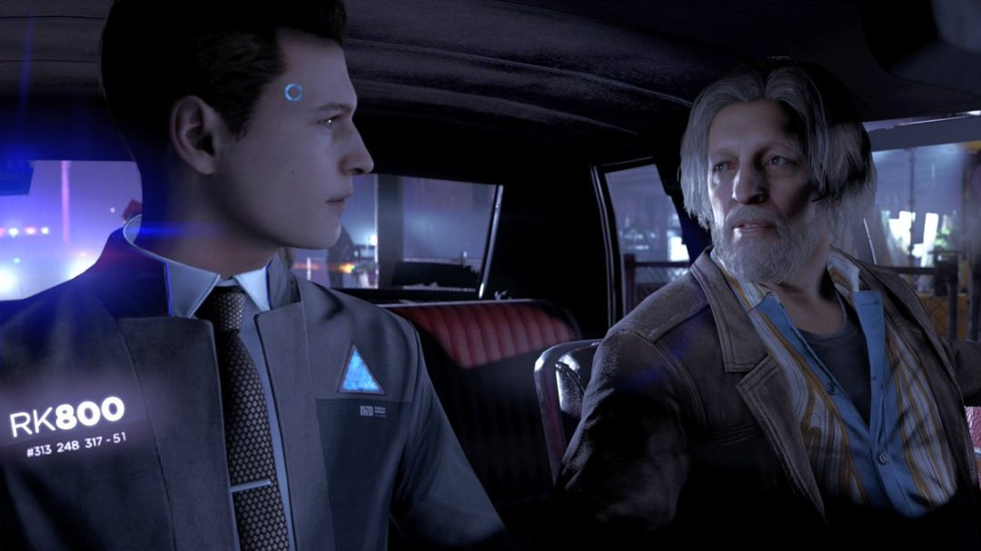 Detroit: Become Human Arrives In May 2018