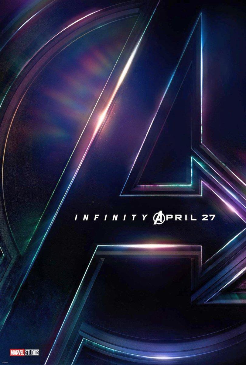 Avengers: Infinity War Release Date