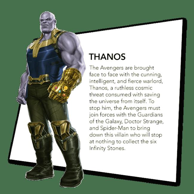 Avengers: Infinity War Promo Banners