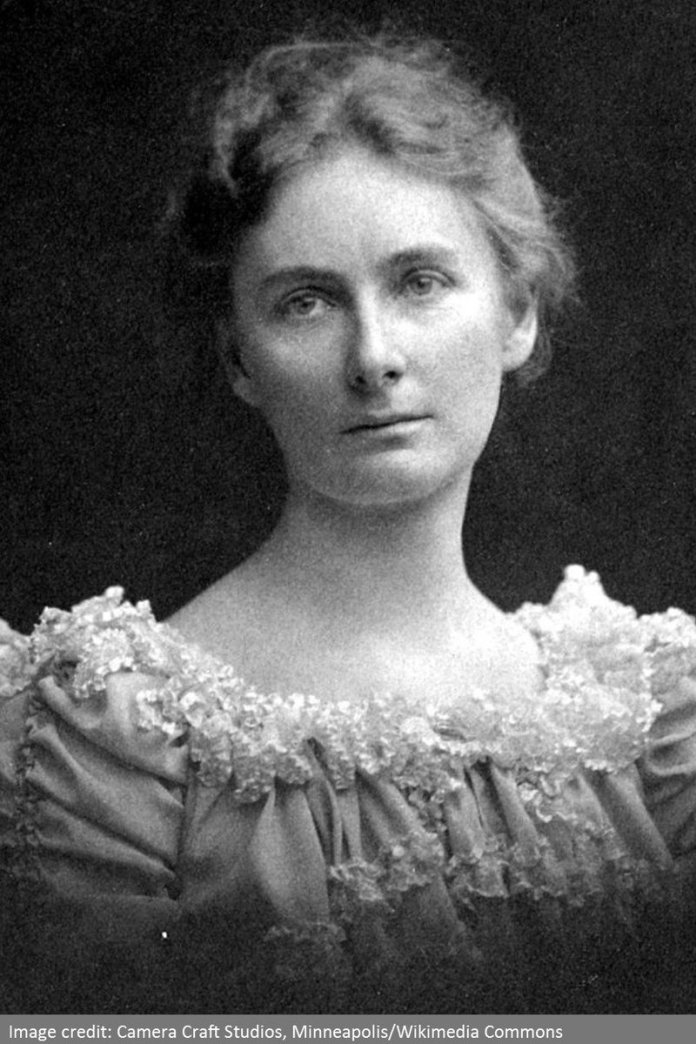 Florence Bascom, an expert in mineralogy and a leader in the field of education and research.