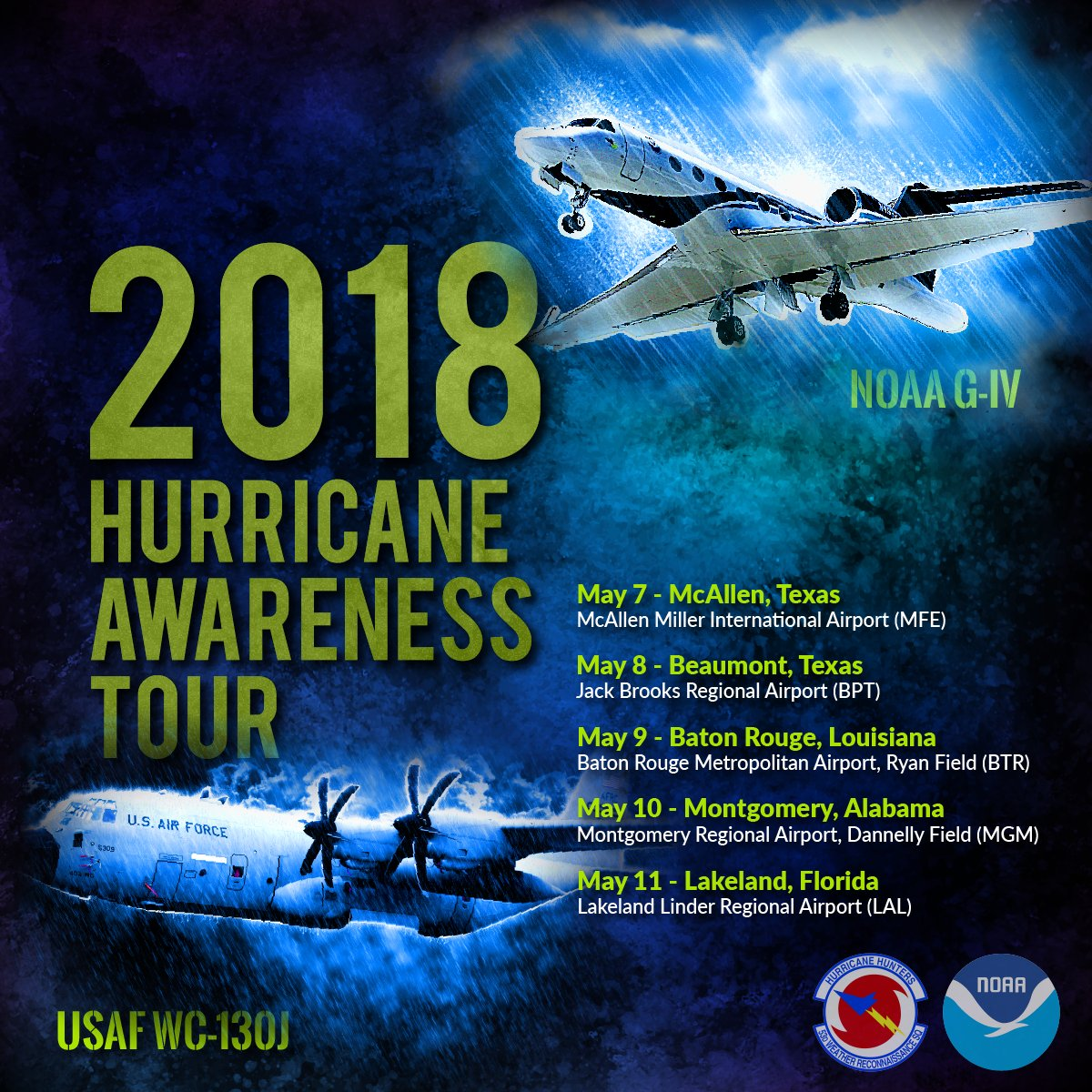 Hurricane Awareness Tour Latest News Breaking Headlines And Top Stories Photos Amp Video In
