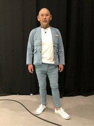 test ツイッターメディア - 安田大サーカスHIROついに「モデル体型」化? 40キロ減スリム脚に「別人みたい...」 https://t.co/k9uyWbhUAM https://t.co/oFVa164EBK