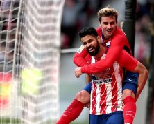 Video: Atletico Madrid vs Lokomotiv Moskva