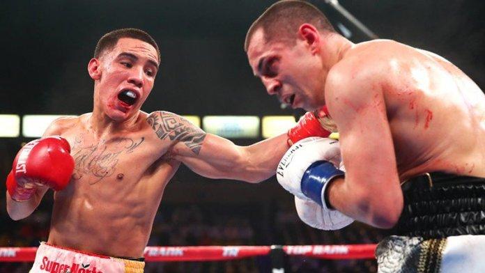 Oscar Valdez vs Scott Quigg Repetición de la pelea