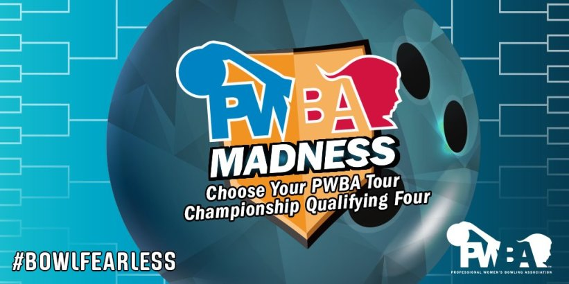 test Twitter Media - Let the PWBA Madness begin! Pick your PWBA Tour Champ Qualifying Four before April 2! Choose correct and get the chance to win a PWBA Tour Champ Ball! Also, don't forget the bonus question to win a Bowl Fearless jersey! Details here: https://t.co/pzu9P0lUNh #bowlFearless https://t.co/hMxhFvGlde